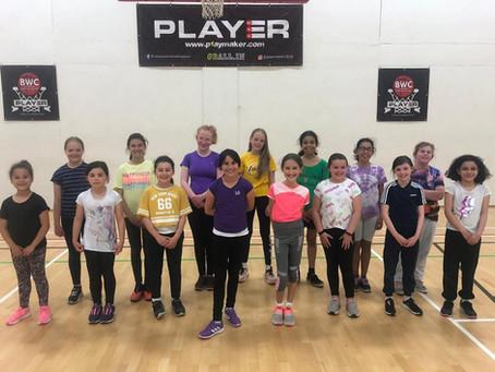 U12 GIRLS GROWTH IN THE CLUB