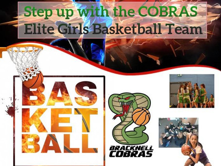 JOIN OUR U14 GIRLS ELITE TEAM