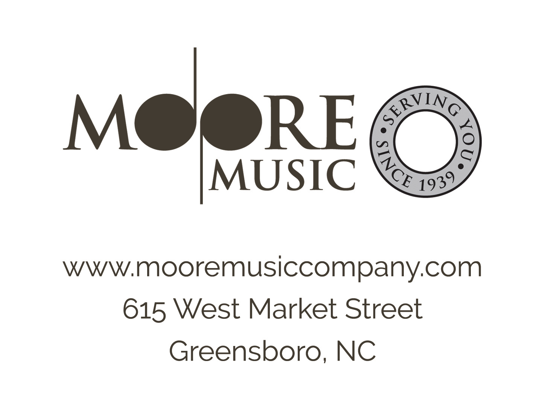 Moore Music Logo