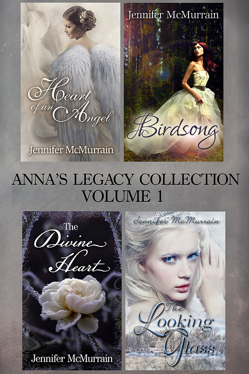 Anna's Legacy Collection Vol. One