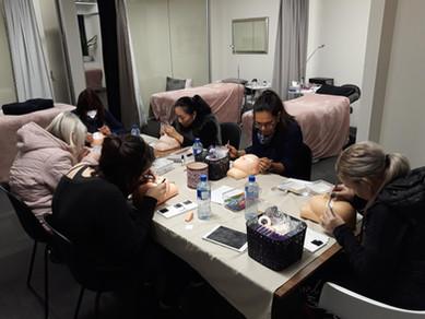 CelebrityLash Training workshop 2018