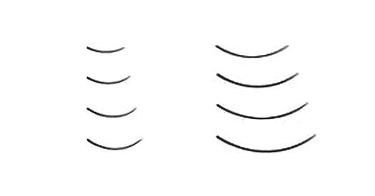 d0c1b7c253a Lashes are available in a variety of lengths: