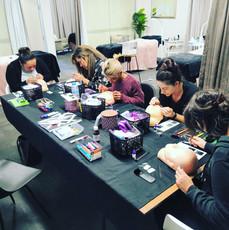 Eyelash extension workshop 2019