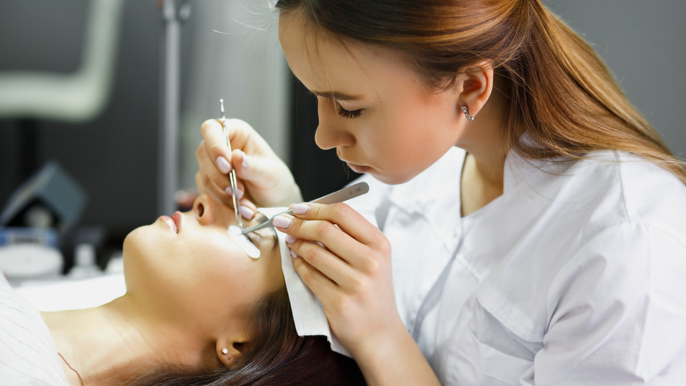 eyelash extensions Auckland