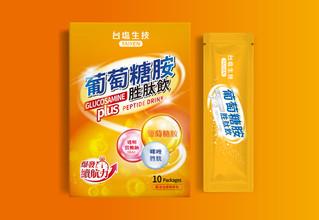 台鹽生技-葡萄糖胺胜肽飲