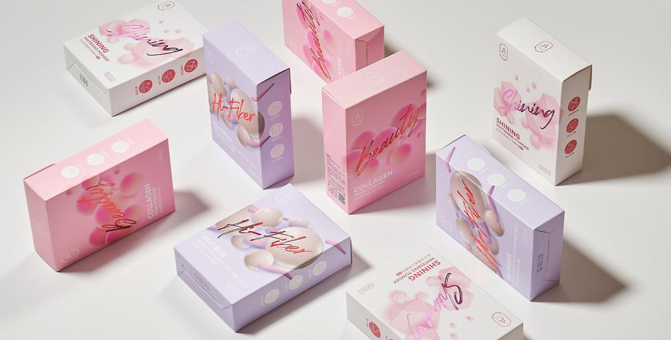 婕立亞-美妍膠原蛋白珍珠粉