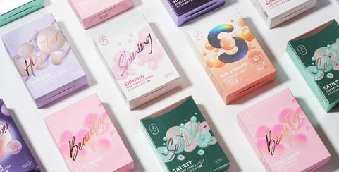 婕立亞品牌包裝設計
