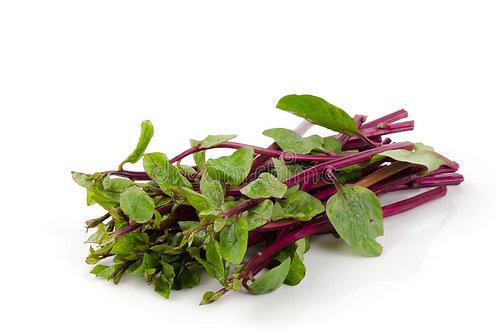 Organic Red Malabar Spinach (200g)