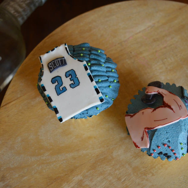 one tree hill cupcakes