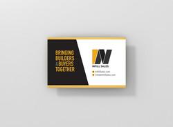 Infill Business Card
