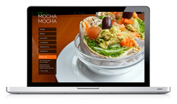 Mocha Mocha Cafe Website
