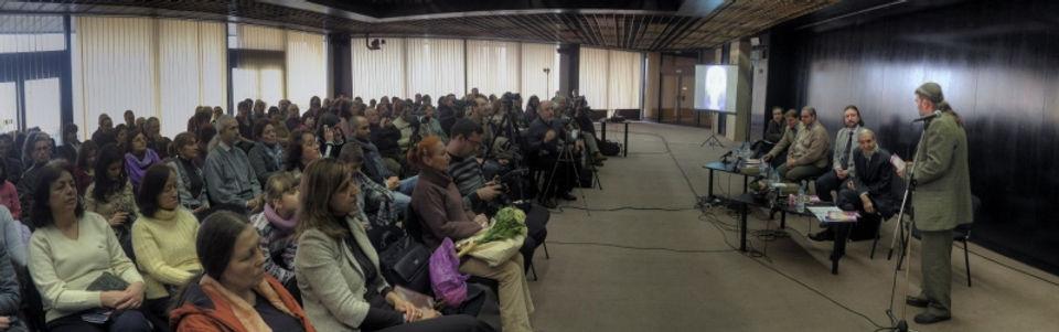 На семинар с Ваклуш Толев