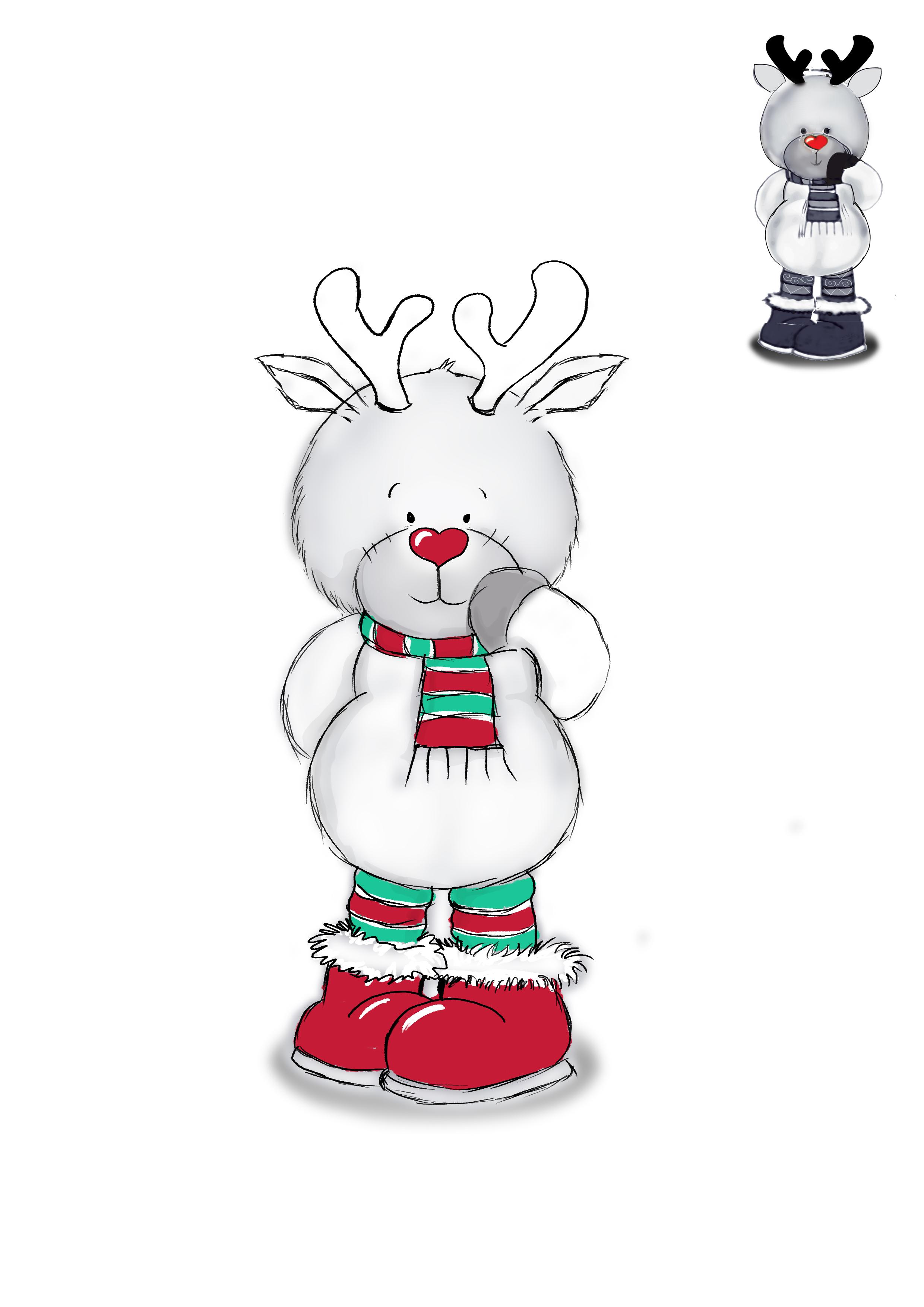reindeer concept