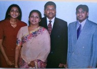 Pastor Shekar & Irene - India