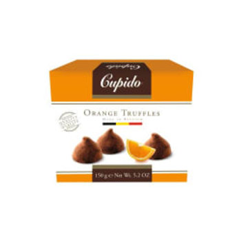 chocolade cacaotruffel  150g  sinaas