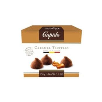chocolade cacaotruffel  150g  karamel