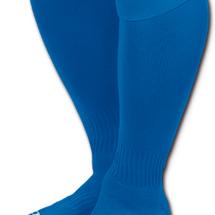 blauwe sokken