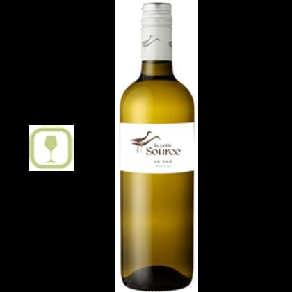 La Petite Source Le Pré- witte wijn