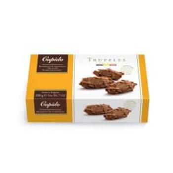 chocolade schilfertruffel 200g  melk