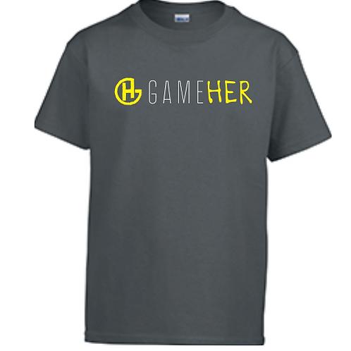 KIDS GameHer T-Shirt