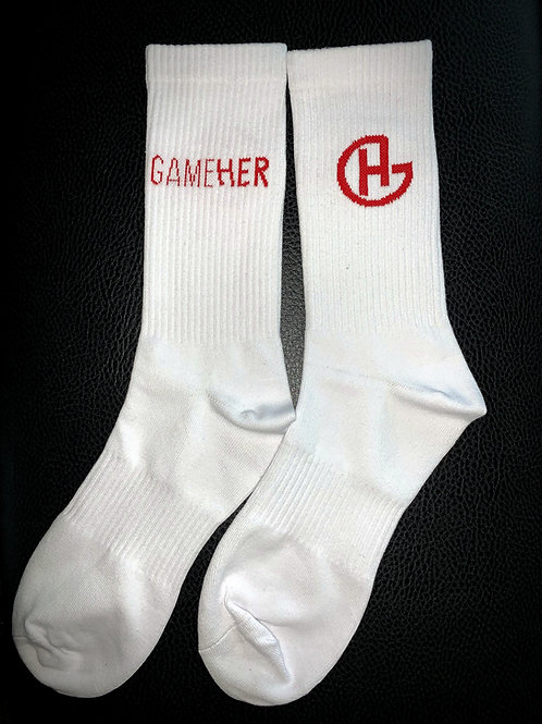 GameHer Socks (Women's Size 8 - 13) Show in picture WMNS 11.5