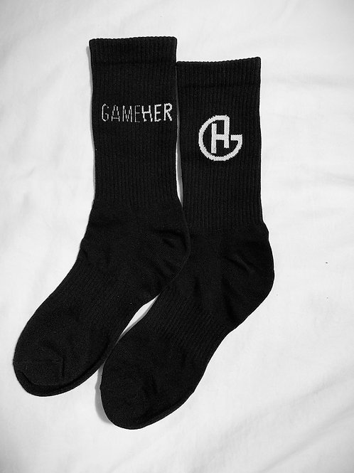 GameHer Socks (Women's Size 6 - 11) Shown in picture WMNS 8