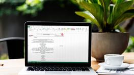 Reportes  con Excel