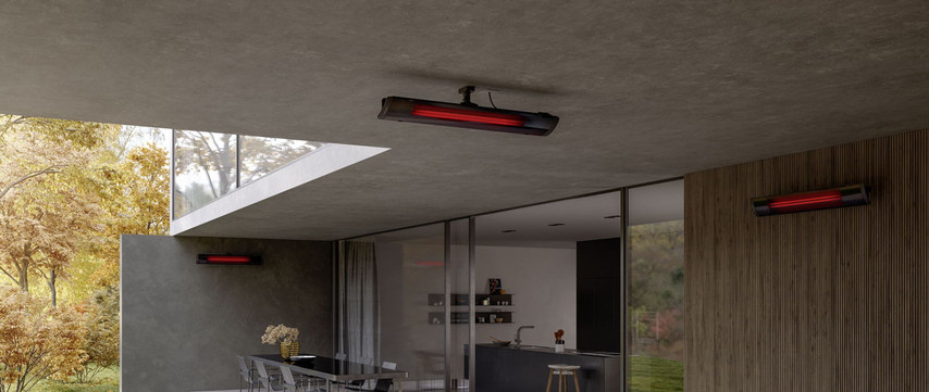 Calentador Radiante Pure 2400W
