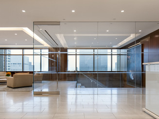 Glass Doors and Partitions
