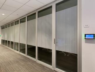 Aluminum Doors, Frames, and Hardware