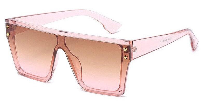 Fashion Oversized Sunglasses