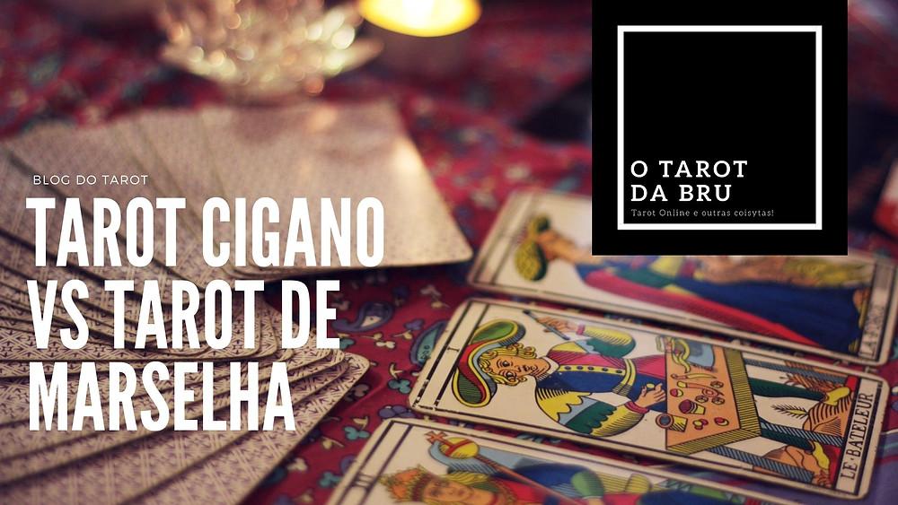 Tarot cigano ou tarot de Marselha