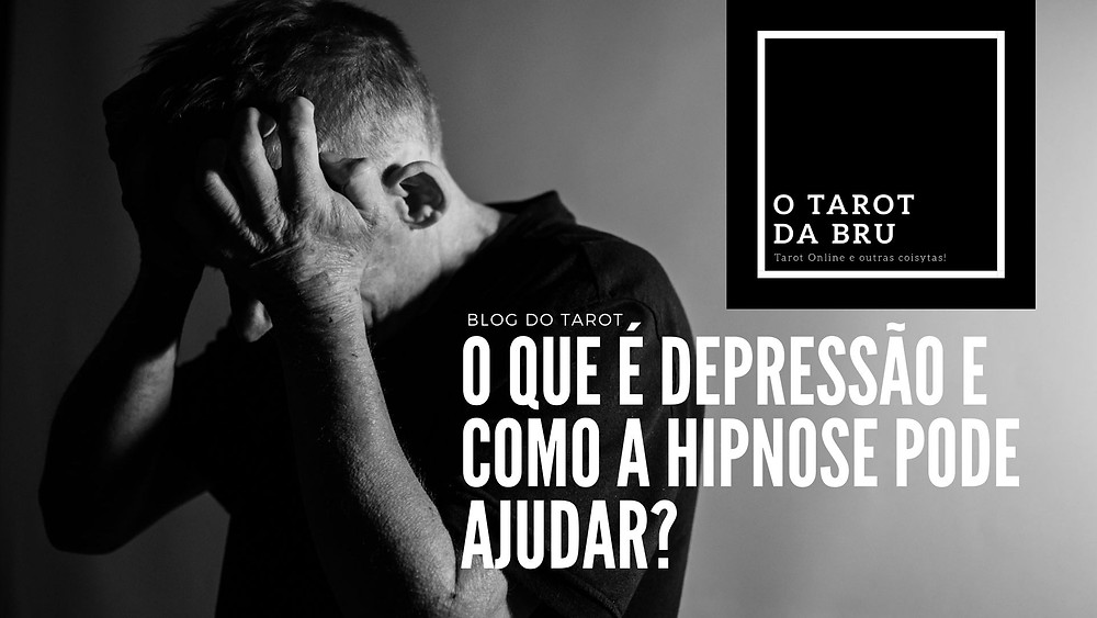 Hipnose para tratamento da depressão