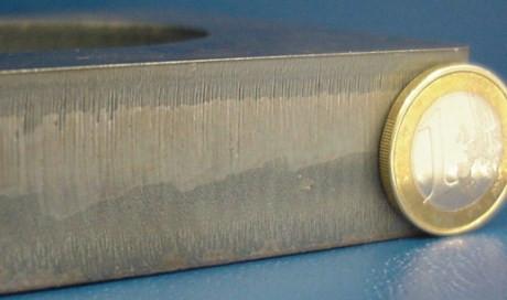Messer CO2 Laser cut