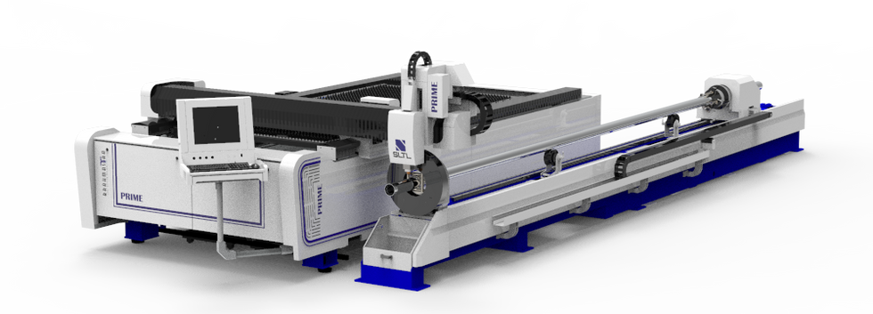 Prime machine with 6 m Tube cutting
