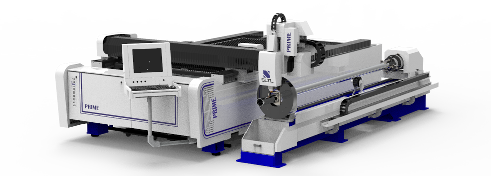 Prime machine with 3m Tube cutting
