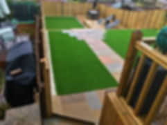 artificial grass artificial turf glasgow edinburgh west lothian fife