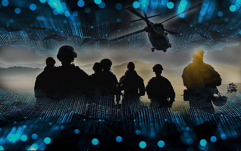 D9Tech Resources LLC - Soldiers