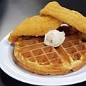 Catfish and Waffles