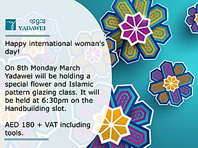 International Woman's day 8th March 2021