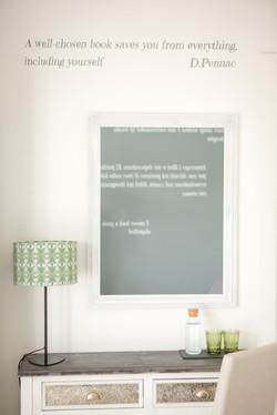 mirror_Pennac quote