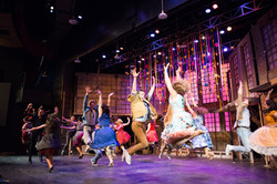 West Side Story- Gym Dance