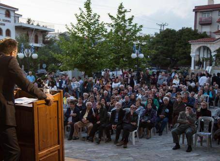 Οι πολίτες του Δήμου Πεντέλης είναι έτοιμοι να επιβάλλουν τη νίκη του νέου απέναντι στο παλιό!