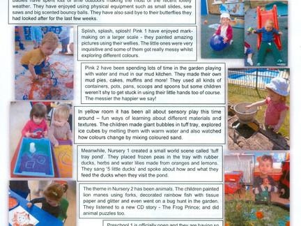 Lilliput News Summer Newsletter