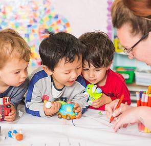 Babycare & Childcare in Elmbridge