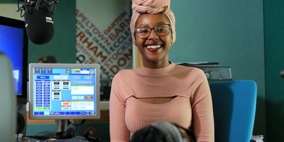 Interview on BBC Radio Sheffield with Sile Sibanda