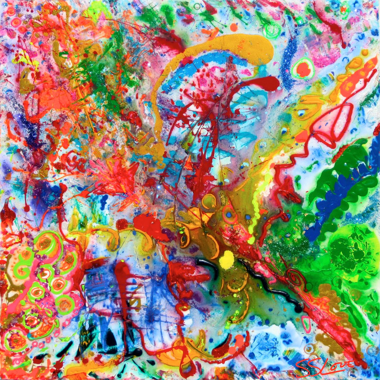 Cosmic Calliope Dance