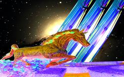 Spirit Horse - Sterling Love