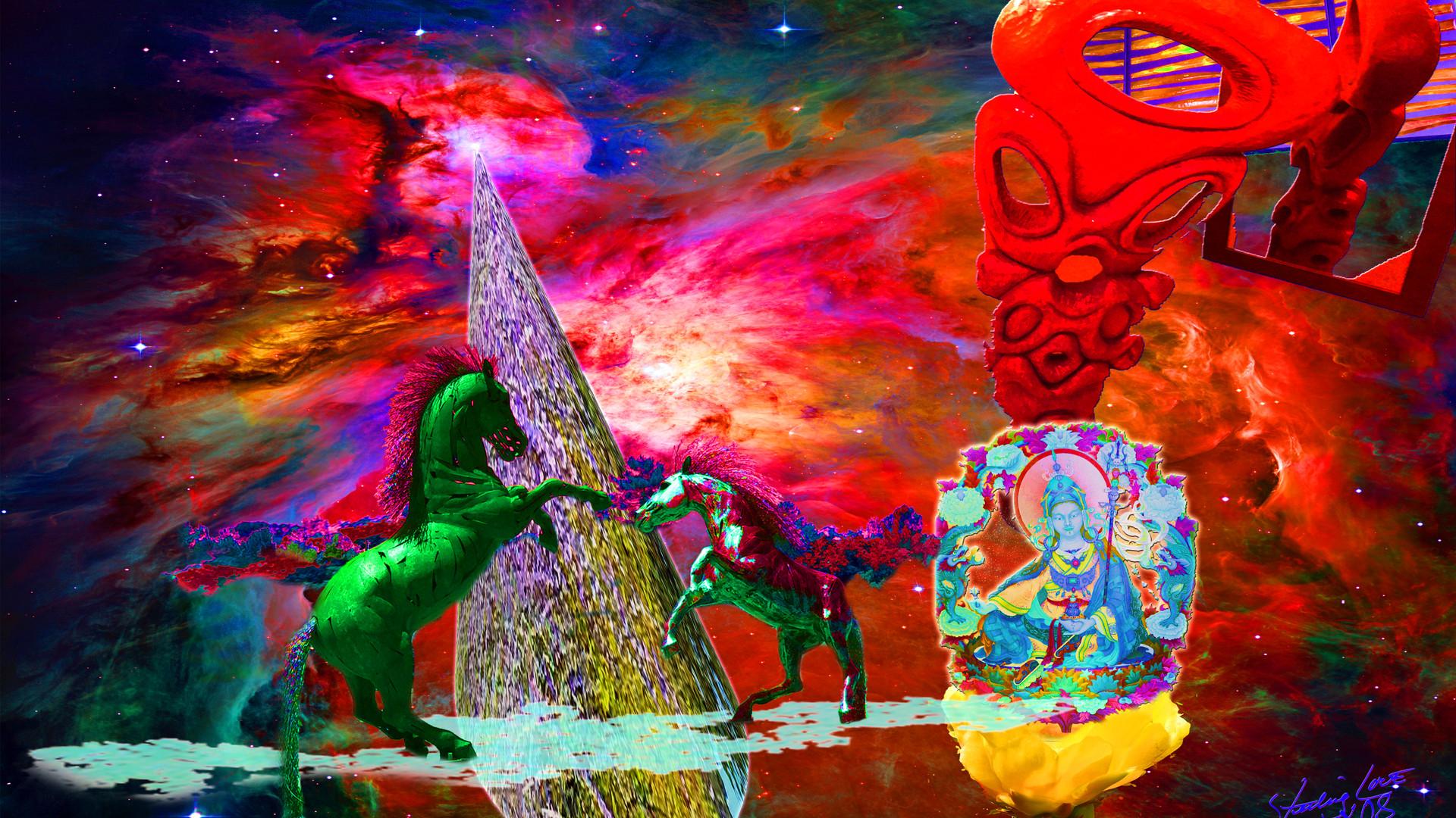 Art from the Vortex