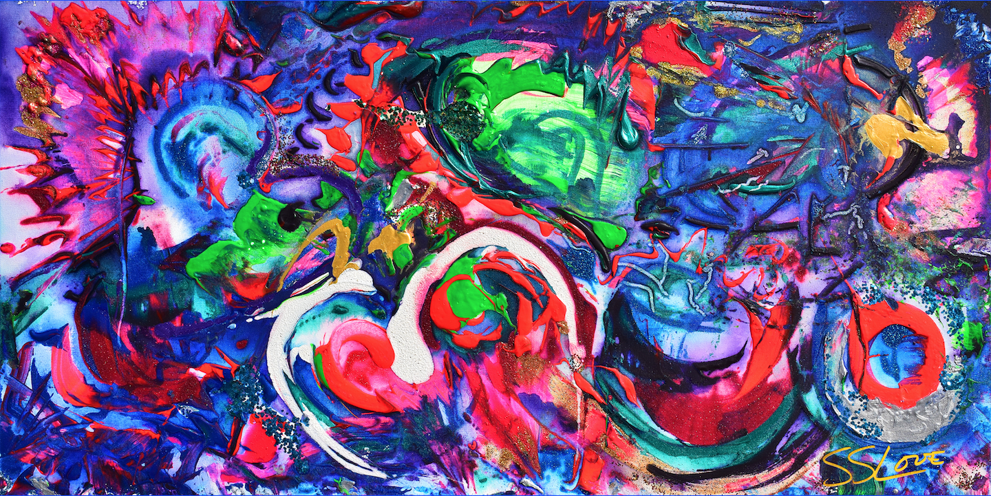 Impassioned ~ SS Love 48x24